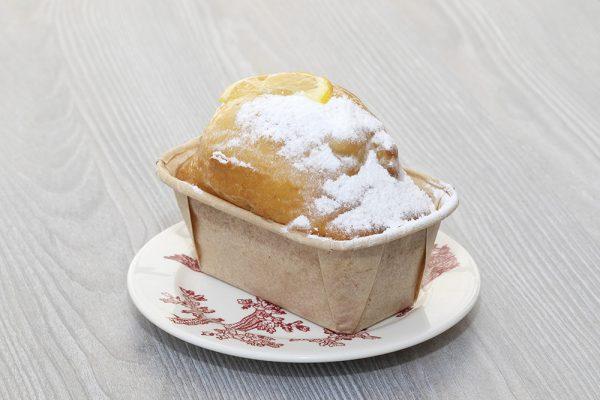 cake citron bio de la gaude