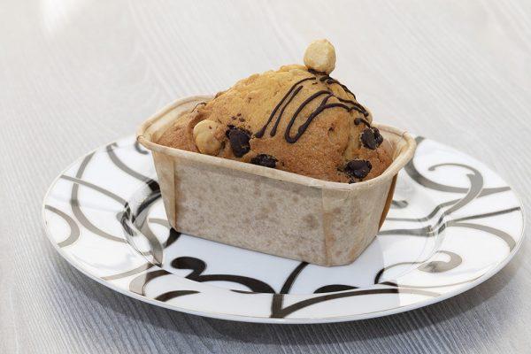 cake noisette pepites de chocolat