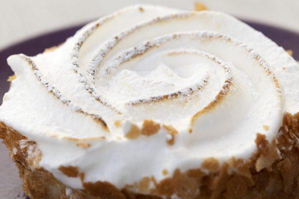 tarte citron meringuee detail