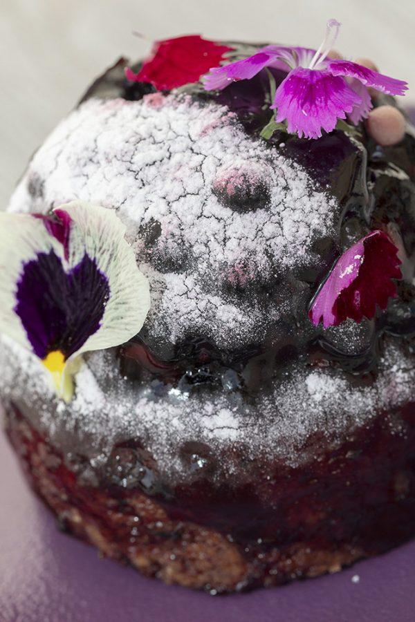 tarte myrtille sauvage detail